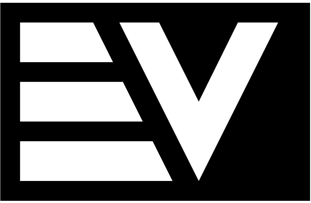 E-V Logo
