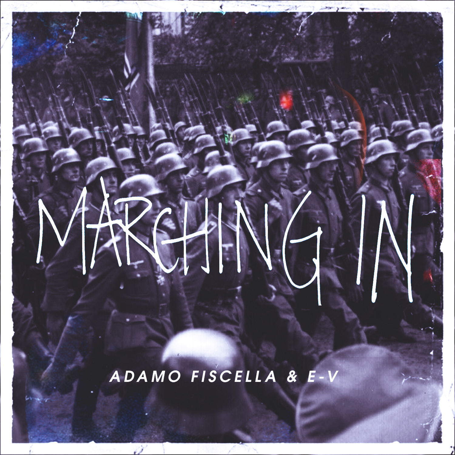 Adamo Fiscella & E-V - Marching In (Single Premiere)