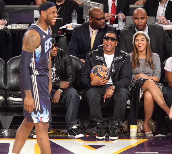 LeBron+James+Jay+Z+NBA+Star+Game+Performances+TS7hJJzT3iFl