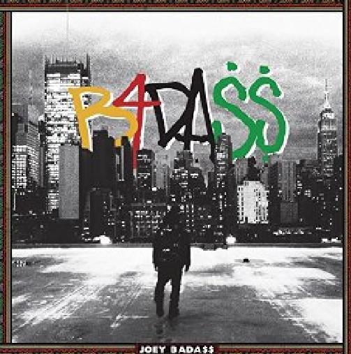 Joey Bada$$ - B4.DA.$$ Cover Art