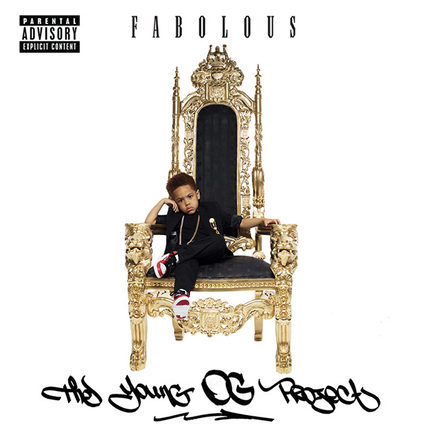 Fabolous - Young OG Project Cover Art