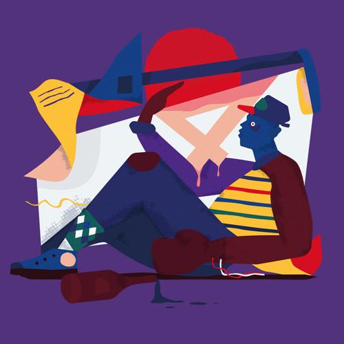 Lil Herb ft. Earl Sweatshirt - Knucklehead (Album Art)