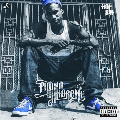 Hopsin - Pound Syndrome Album Art